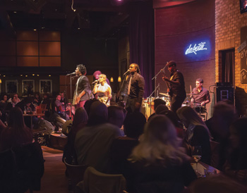 Dakota Jazz Club
