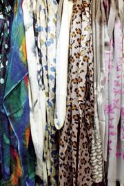 Kevin Kramp scarves