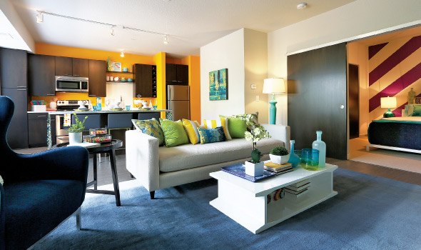 Lime Uptown Interior