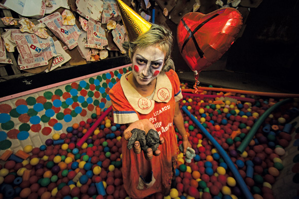 Although it won't be in person this year, the Haunted Basement wants to scare you—by mailing you a package and/or chatting virtually