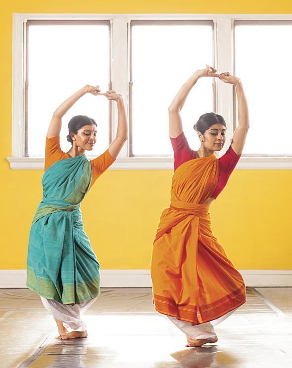Aparna and Ashwini Ramaswamy