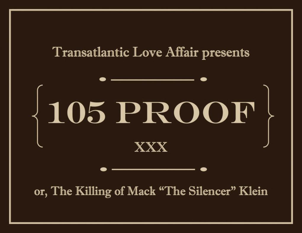 1-5 Proof Fringe Festival