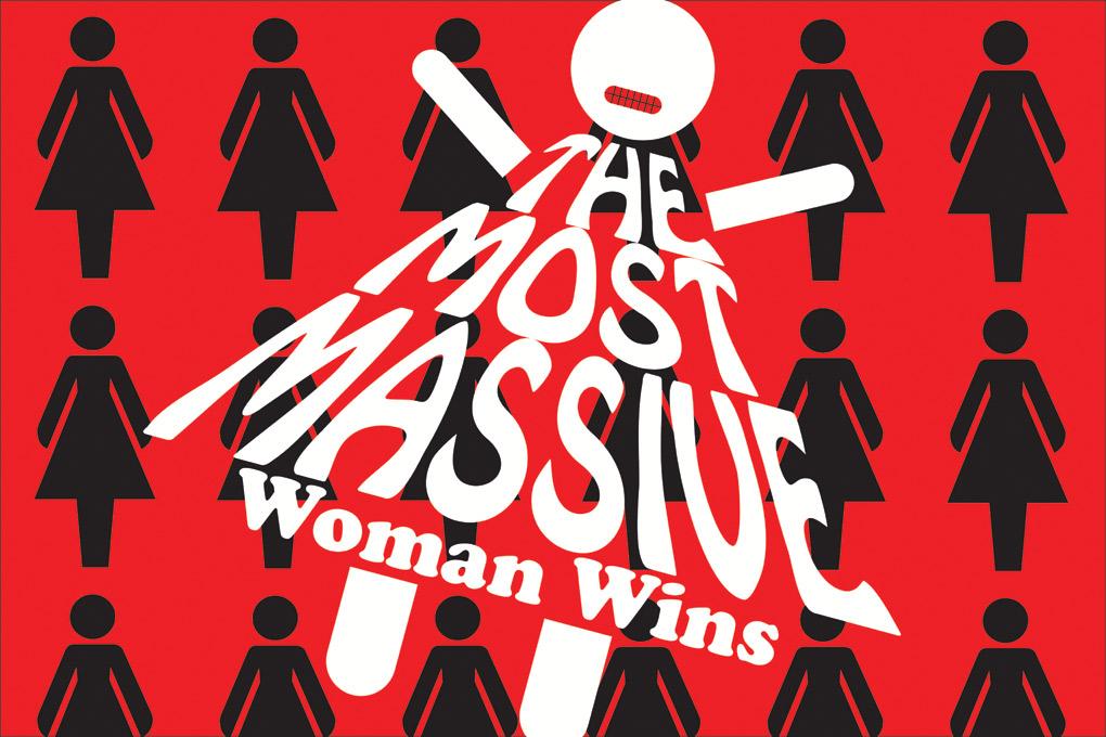 The Most Massive Woman Wins Fringe Festival