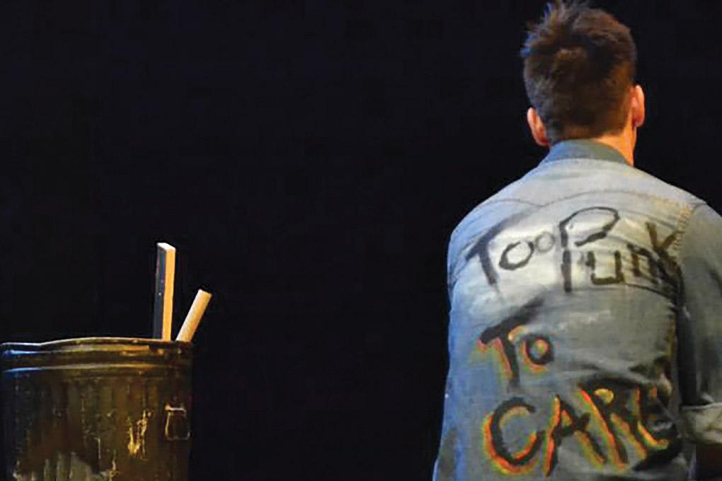 Too Punk to Care Fringe Festival
