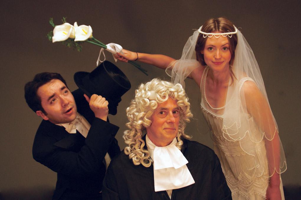 Trial by Jury Fringe Festival