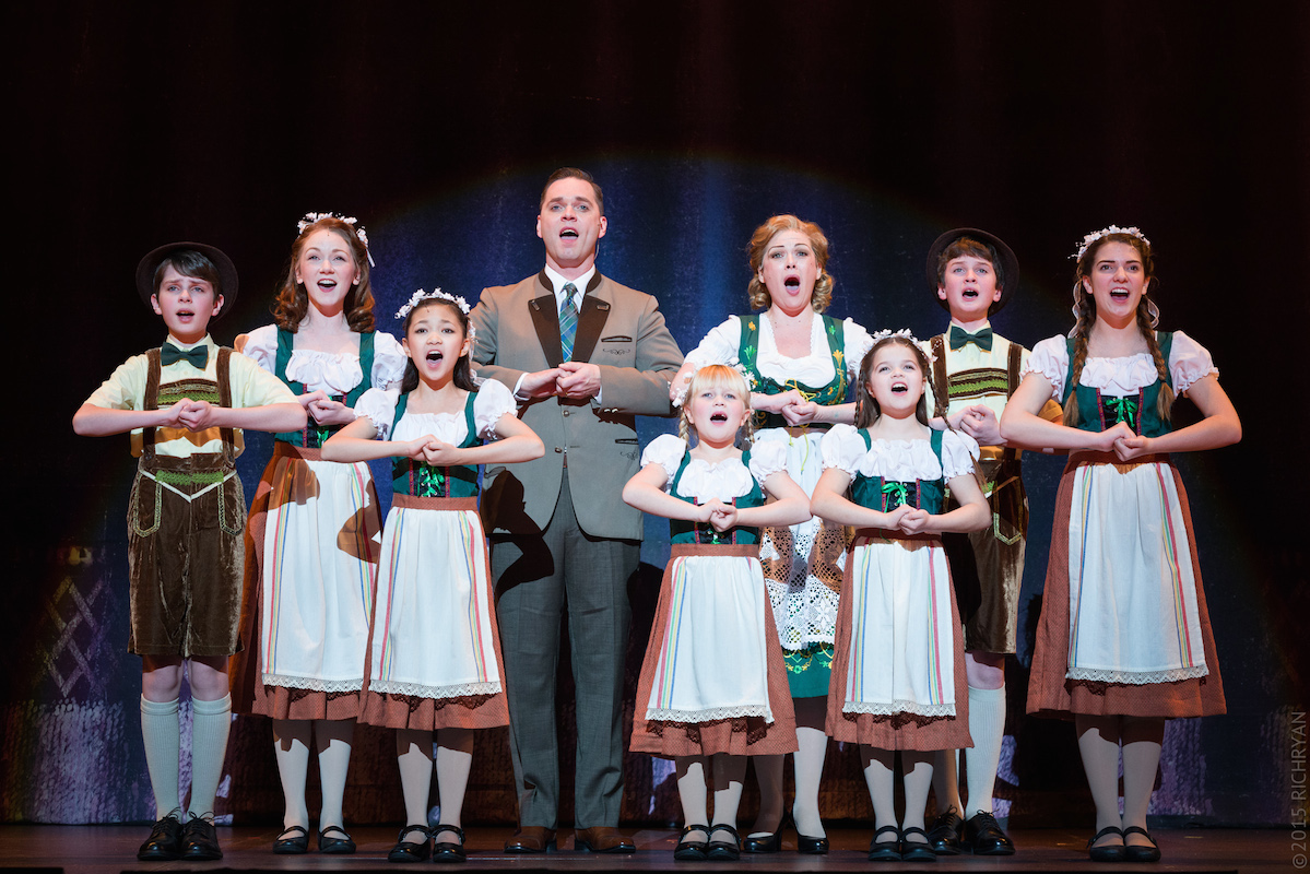 The sound of Music at the Ordway