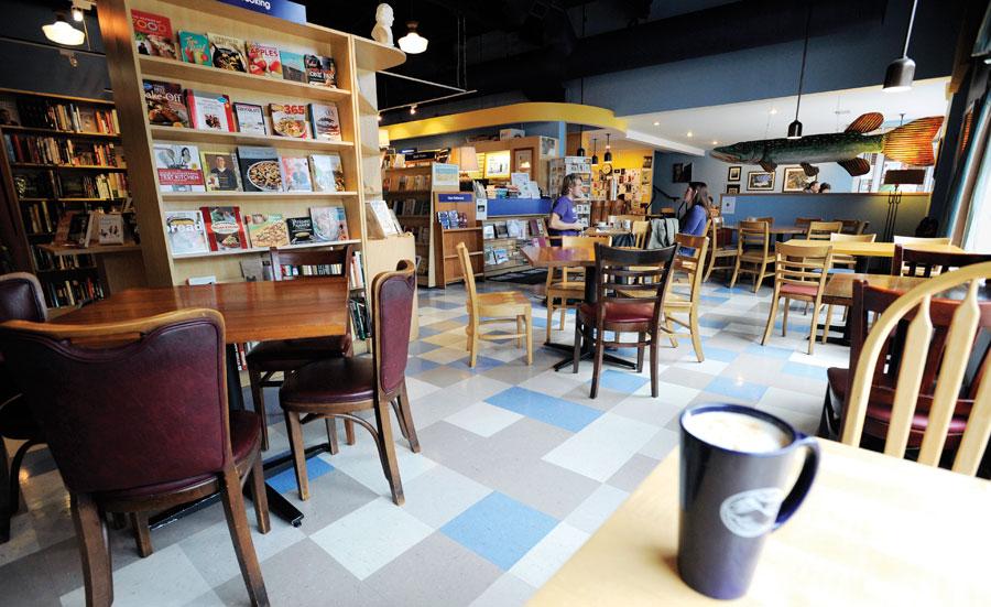 Blue Heron Coffeehouse, Winona