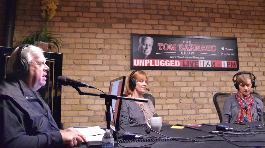 tom barnard, KQRS, morning show, podcast, radio, minnesota, twin cities
