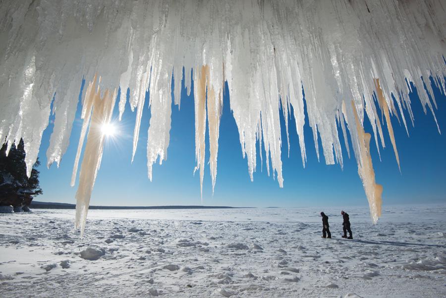 ice caves, Minnesota, beautiful winter photos, minnesota scenery, Winter Phenomena, Winter wonder
