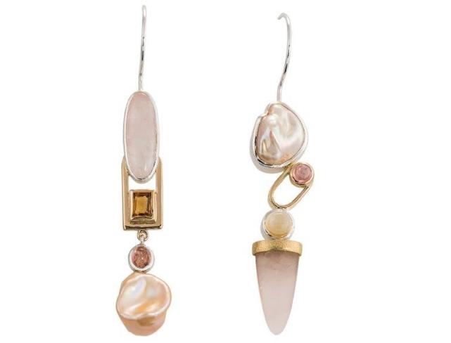 Janis Kerman, earrings