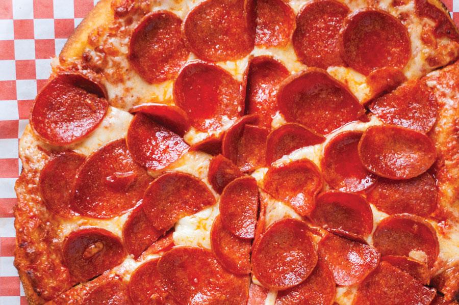 mucci's pizza