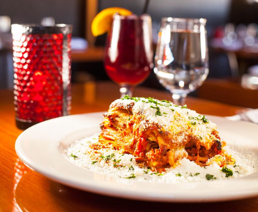 mucci's lasagna