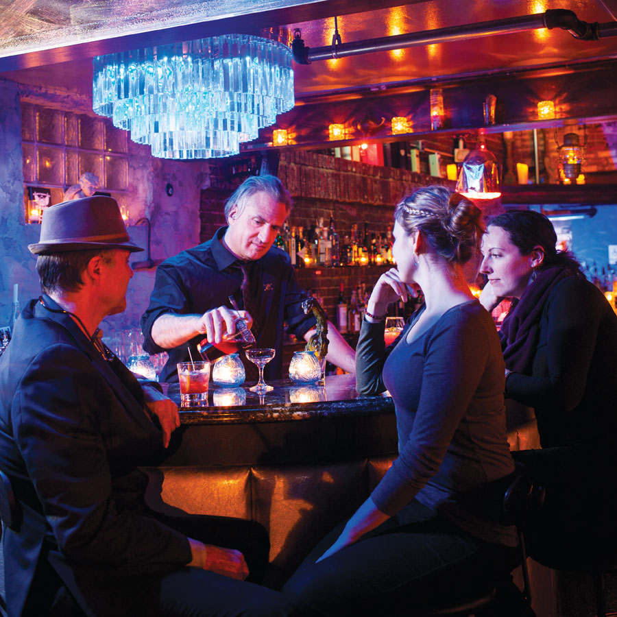 alchemist, speakeasy, white bear lake, minnesota travel, restaurants