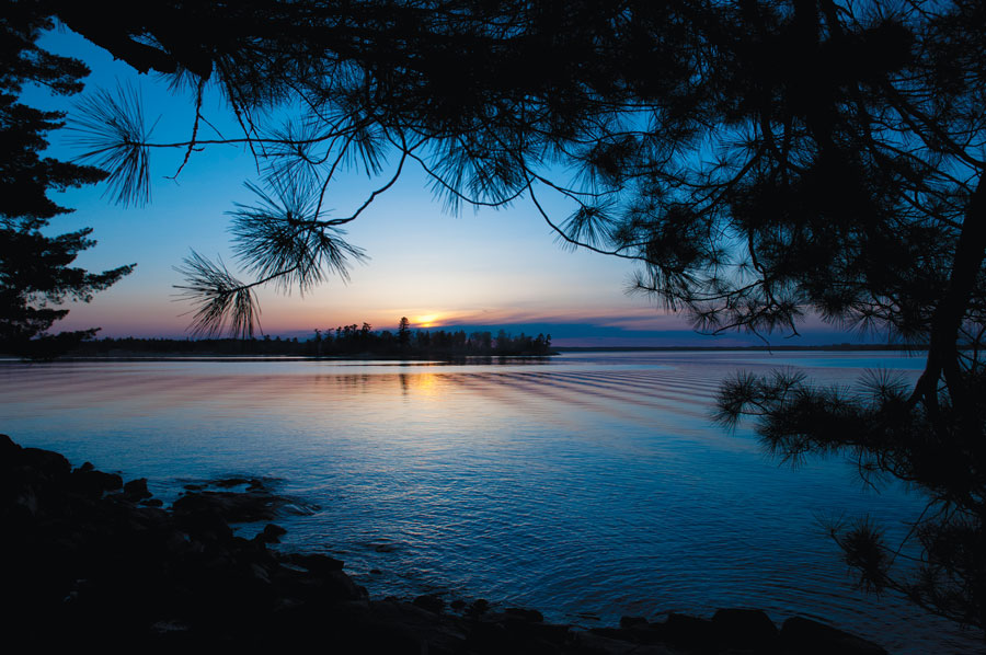 Voyageurs National Park, National Parks, fall trips, travel