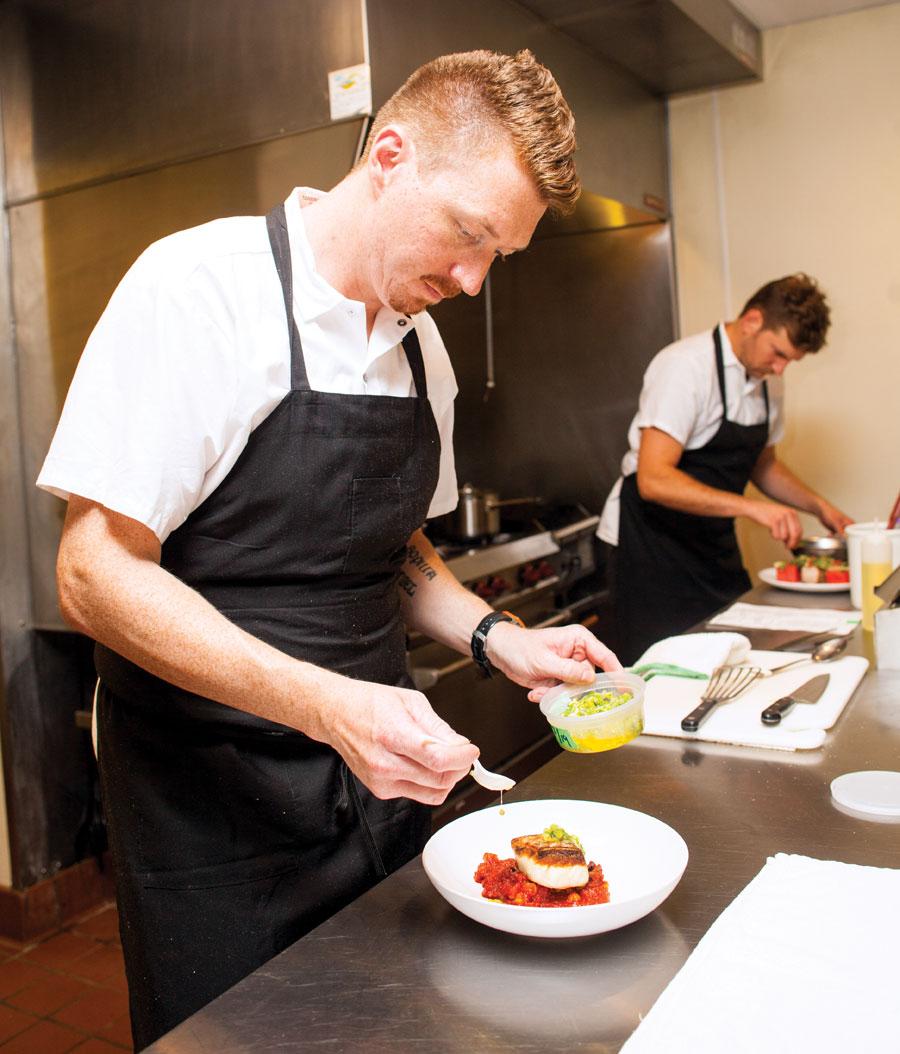 michael agan, xavi restaurant, restaurant rumble, jason and joy, food