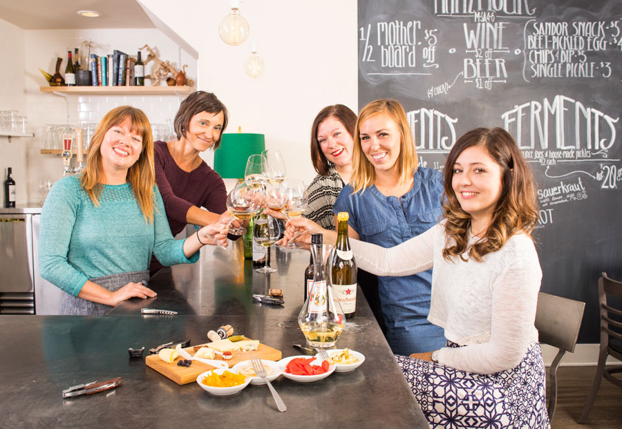 women wine pros, best of the twin cities, 2017, feature, food, arts and entertainment, style, leisure