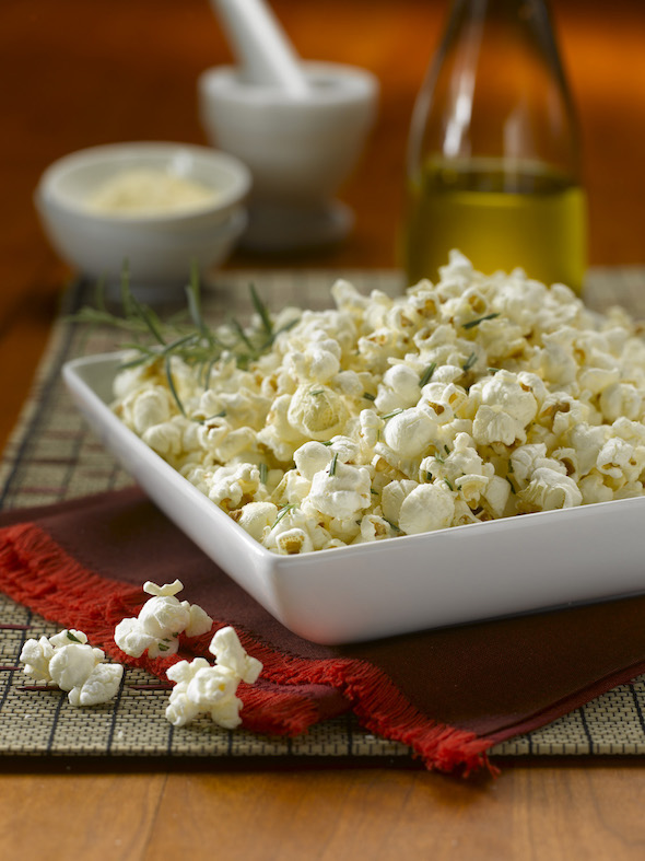 Photo of Parmesan Reggiano Popcorn