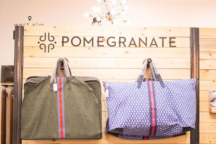Debut, Pomegranate