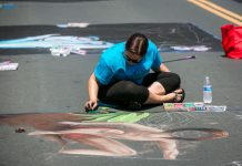 Chalkfest will look a little different in 2020
