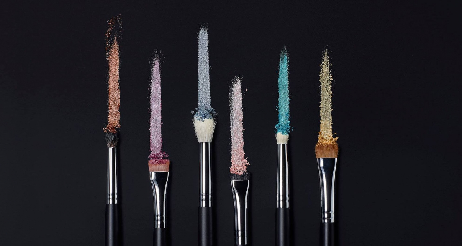 Morphe Brushes and makeup palette. Courtesy Mall of America.