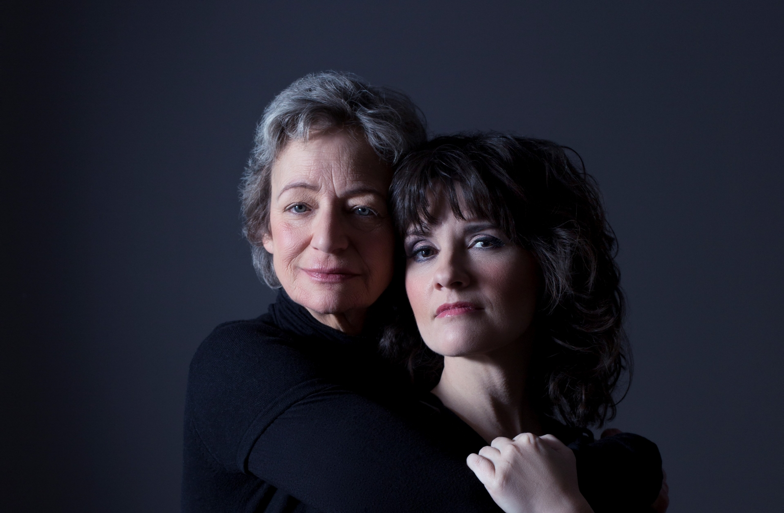 Photo by Heidi Bohnenkamp. Sally Wingert and Sara Marsh in 'Night, Mother.