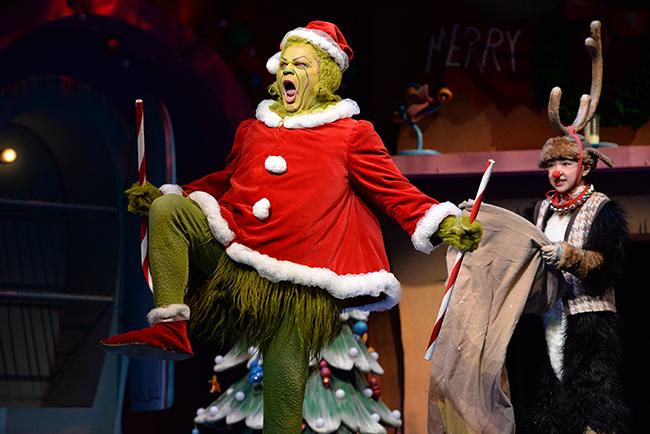 The Grinch at Children's Theatre Company