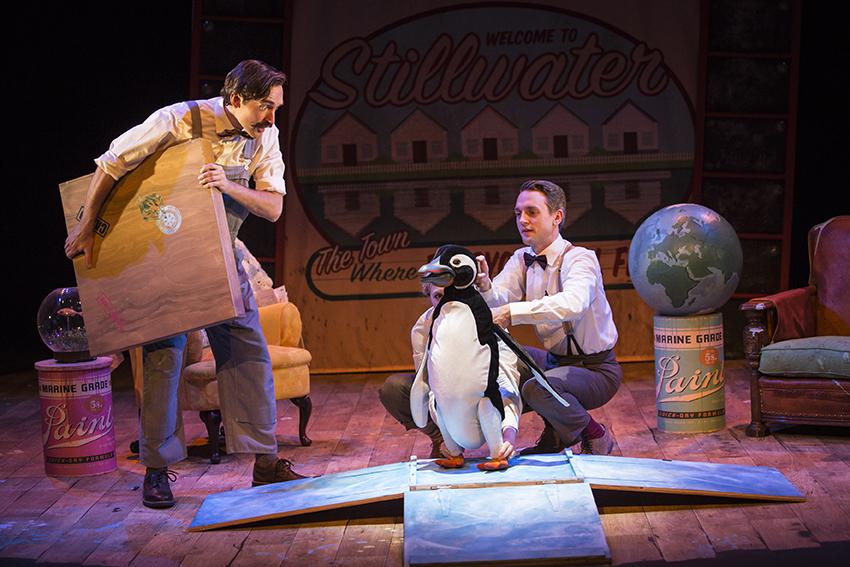 Photo of Mr. Popper's Penguins by Helen Murray