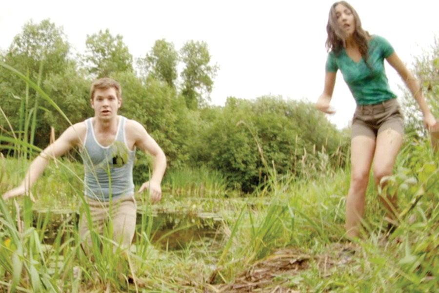 Horror movie Strange Nature features Minnesota's real-life deformed frogs.