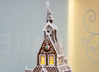 Gingerbread Wonderland launches at Norway House