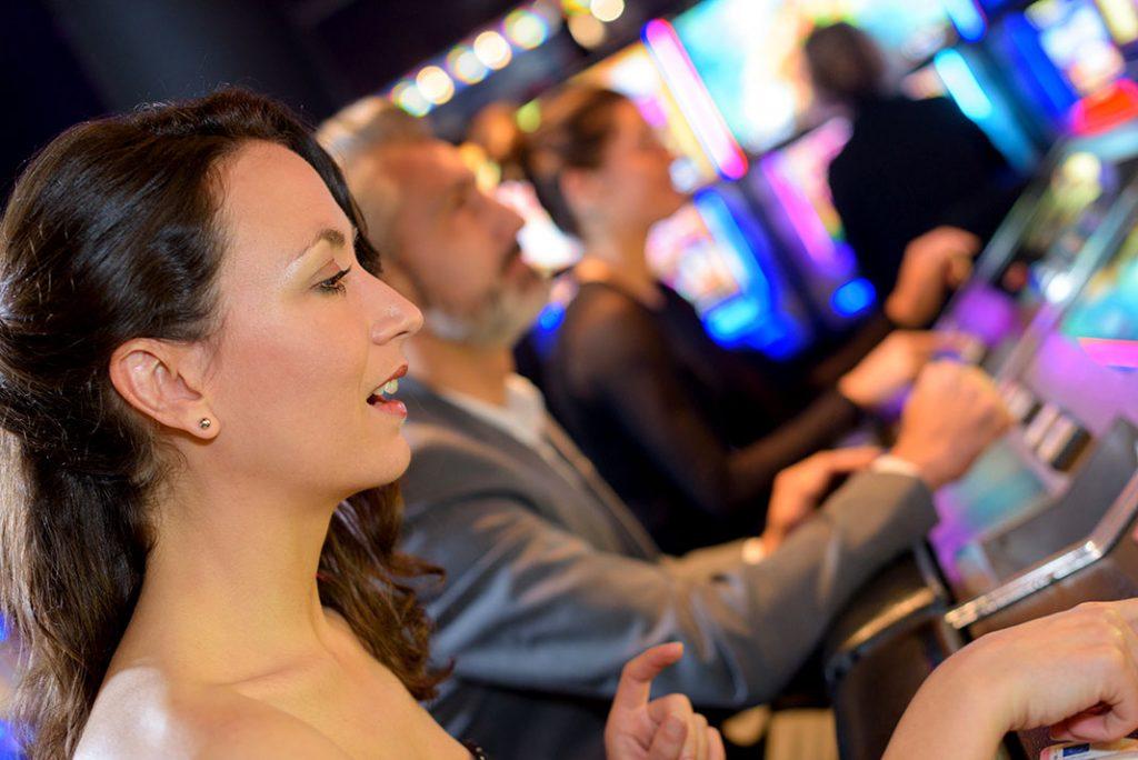 Slots at Shooting Star Casino