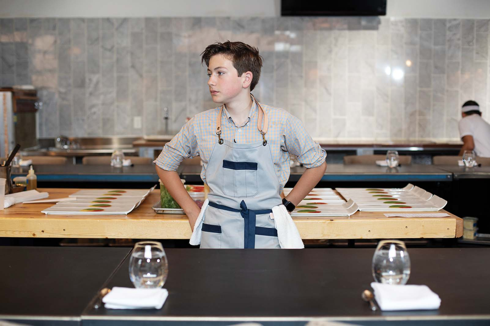 This 14 Year Old Chef Cooks In Top Twin Cities Restaurants Minnesota Monthly