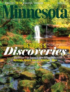 Minnesota Monthly March/April 2021 Cover