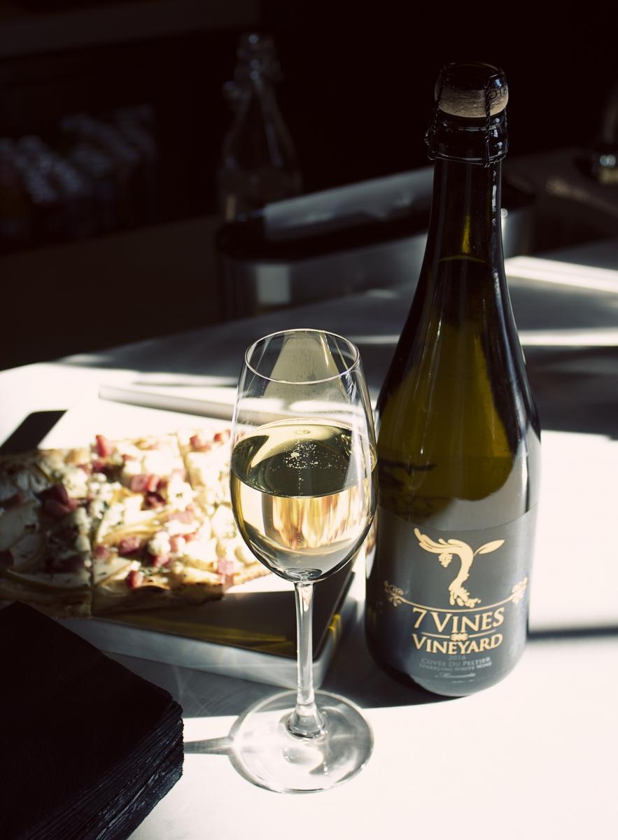 7 Vines Vineyard - Cuvée du Peltier