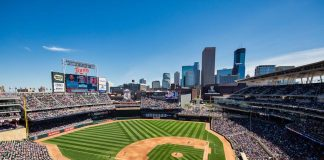 Minnesota Twins' Target Field