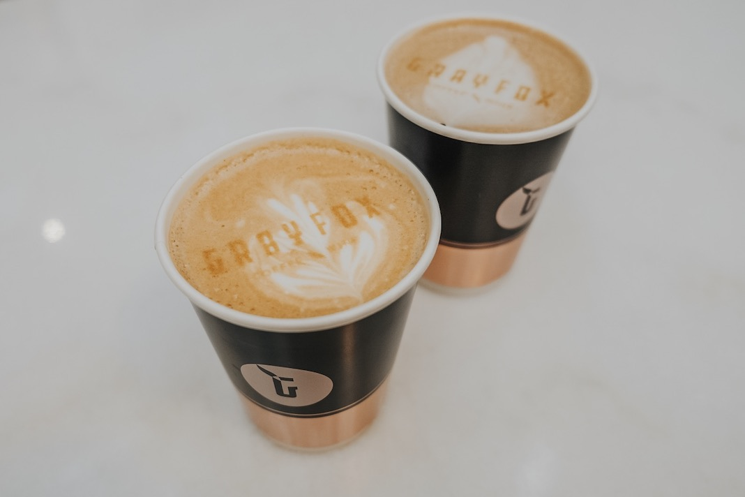 Photo of Gray Fox Coffee Drinks