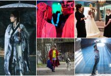 """Clockwise, from above left, photos from """"Shadow,"""" """"Rafiki,"""" """"Ladies in Black,"""" """"Crystal Swan,"""" and """"Yuli,"""" all featured in the 2019 Minneapolis-St. Paul International Film Festival"""