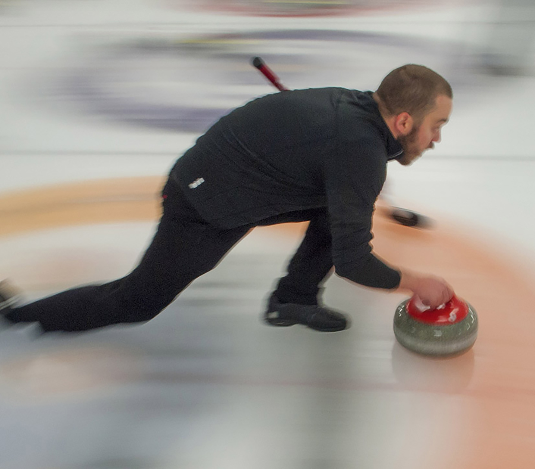Four Seasons Curling Club at the Ice House in Blaine