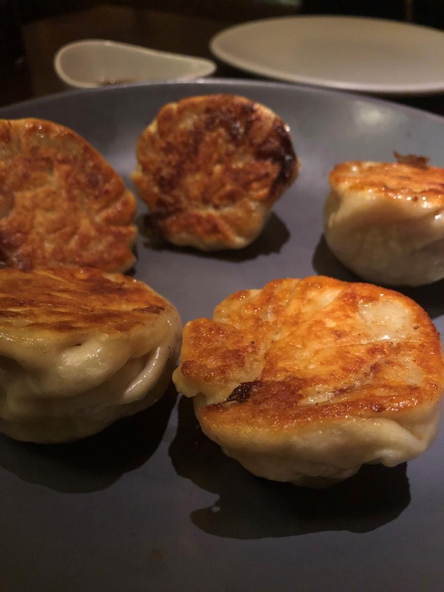 Sheng Jian Bao Pork Buns