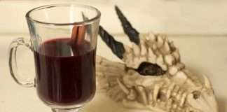 Mulled Wine for Game of Thrones