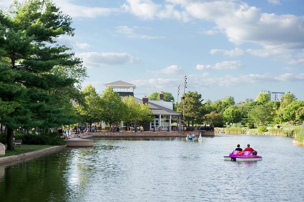 Photo of Centennial Lakes Park
