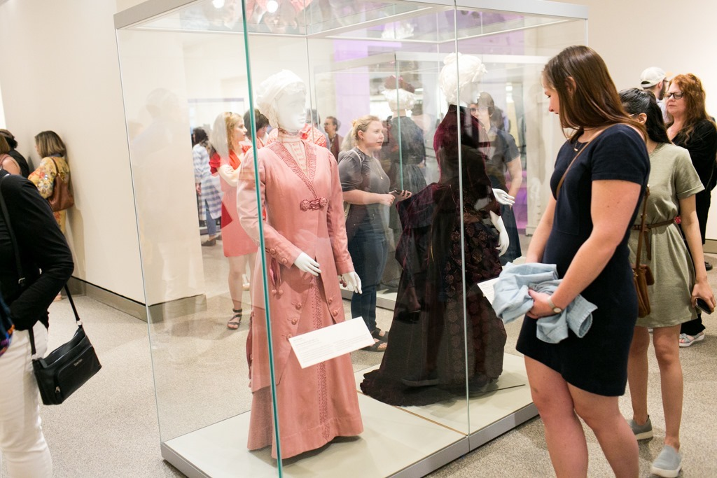 Minnesota Couture fashion exhibit at Mia