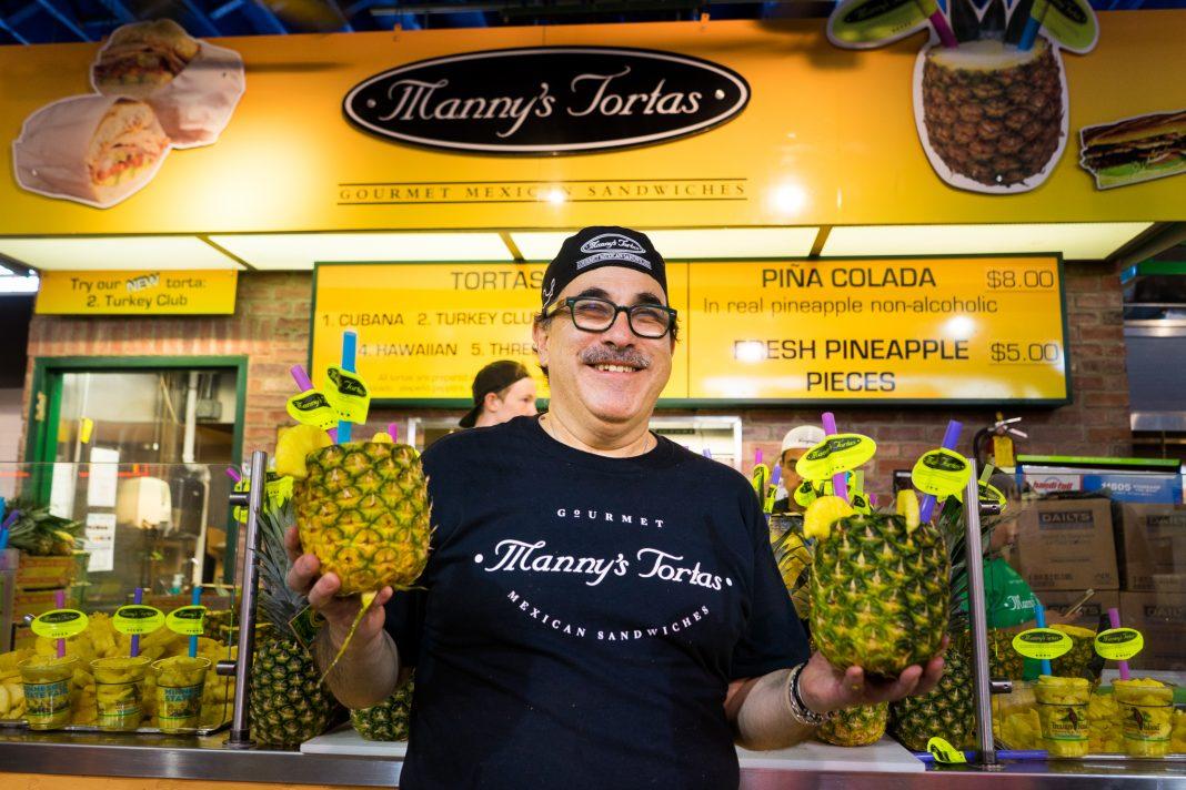Manny Gonzalez, of Manny's Tortas