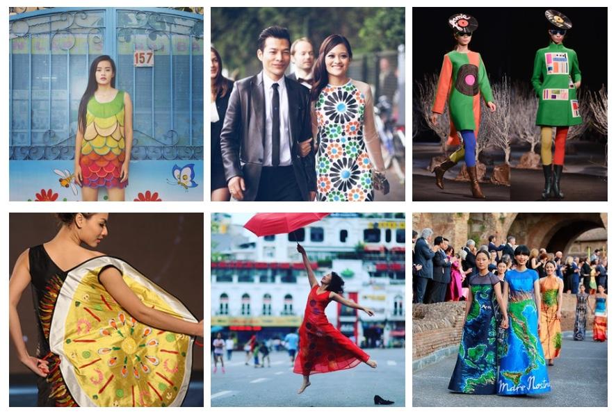 Chula Fashion designs