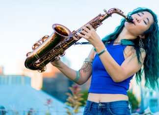 Saxophone superstar Grace Kelly will play at the Twin Cities Jazz Festival