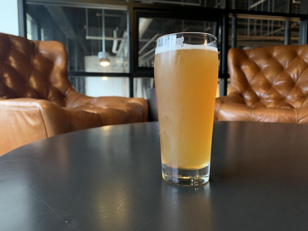 Finnegans hemp beer, Kicked to the Herb