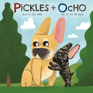 Pickles + Ocho book cover