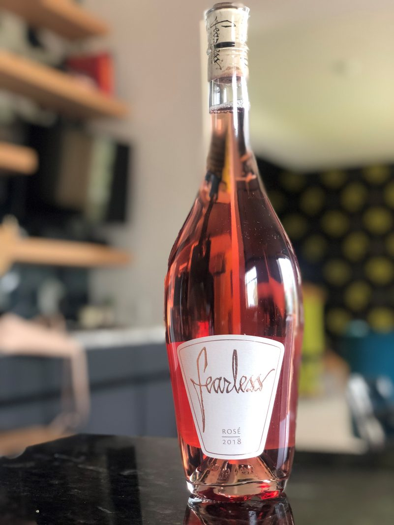 Fearless 2018 Rosé