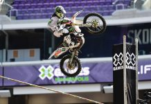 The X Games are back in Minneapolis