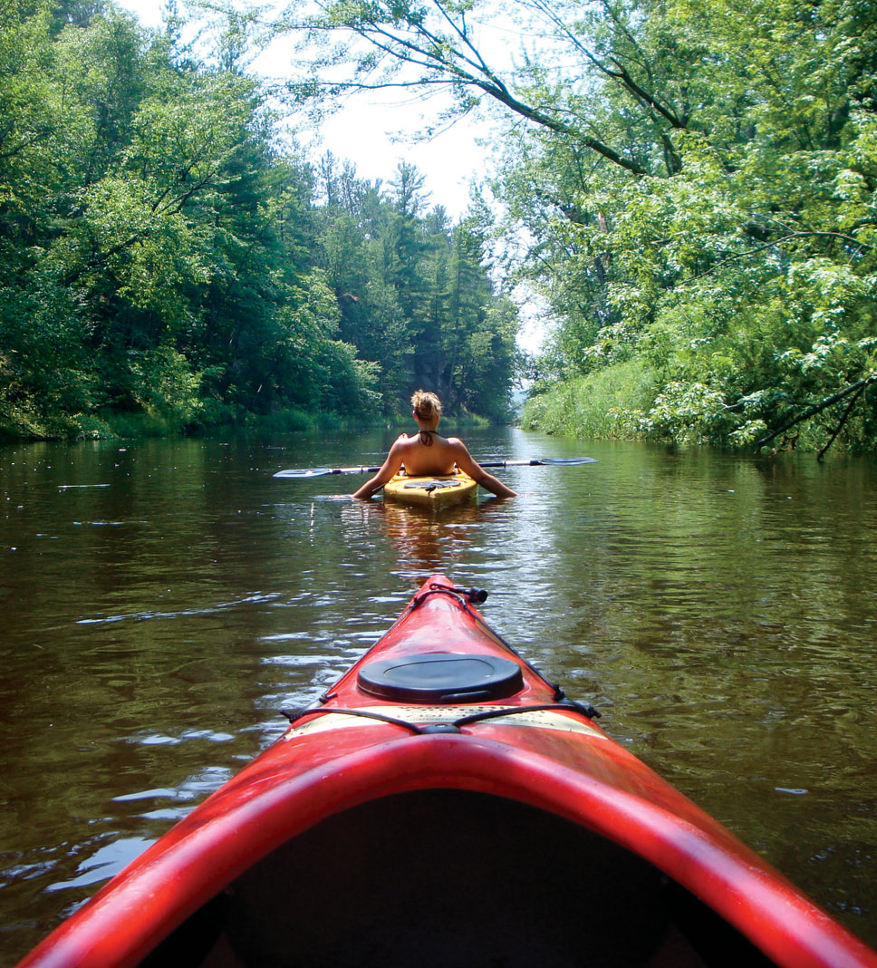 The upper and middle St. Croix River are primed for glamping adventures