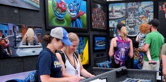 The Loring Park Art Festival